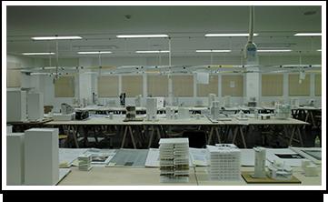 57号館建築設計スタジオ