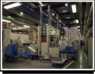 材料実験室